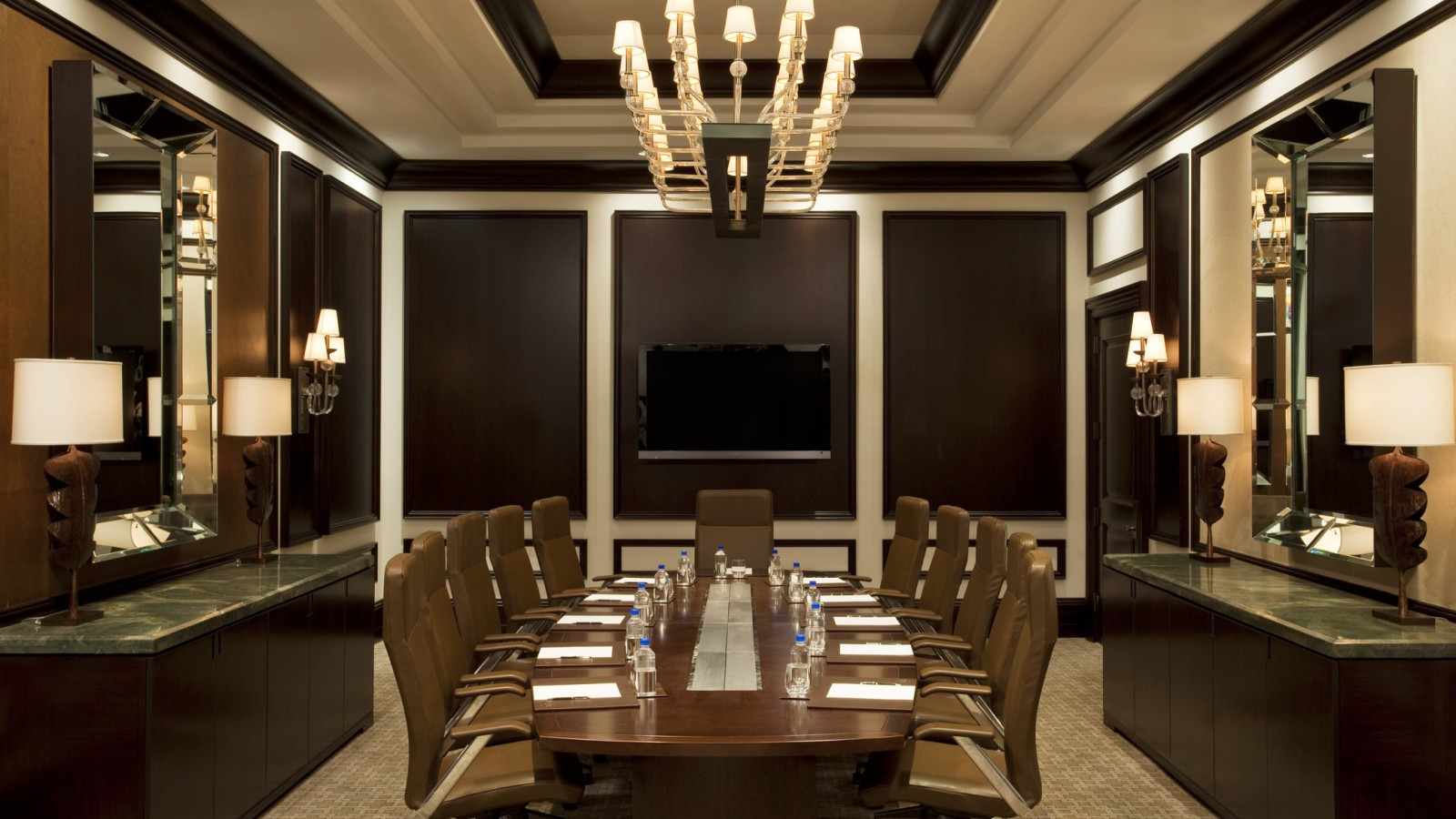 The St. Regis Bahia Beach - Boardroom