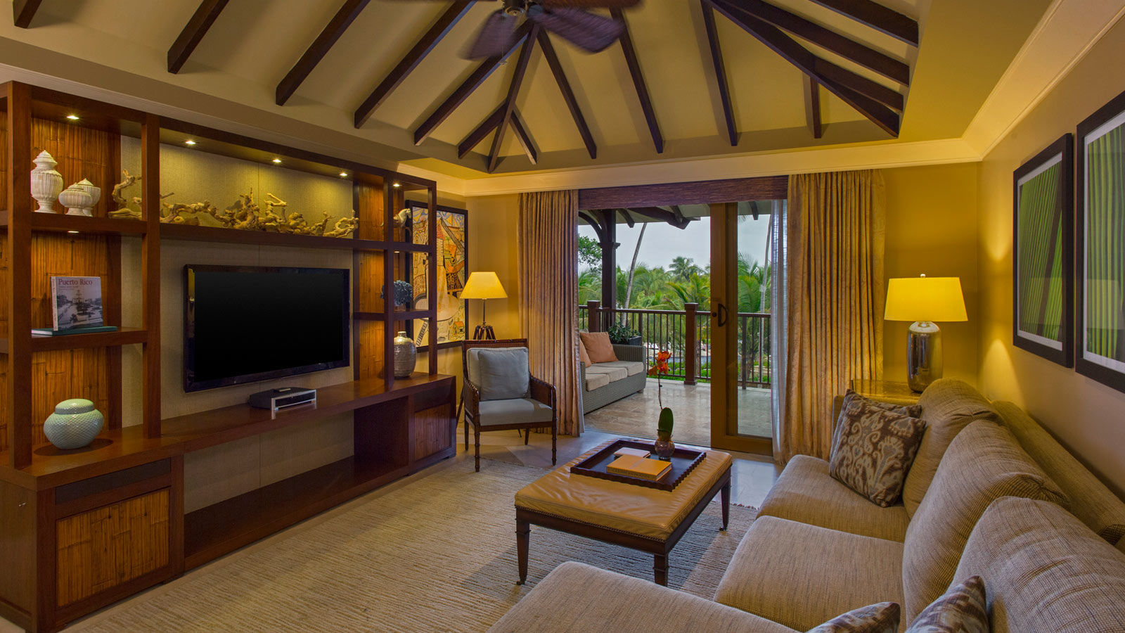 Luxury Suite  - The St. Regis Bahia Beach Resort