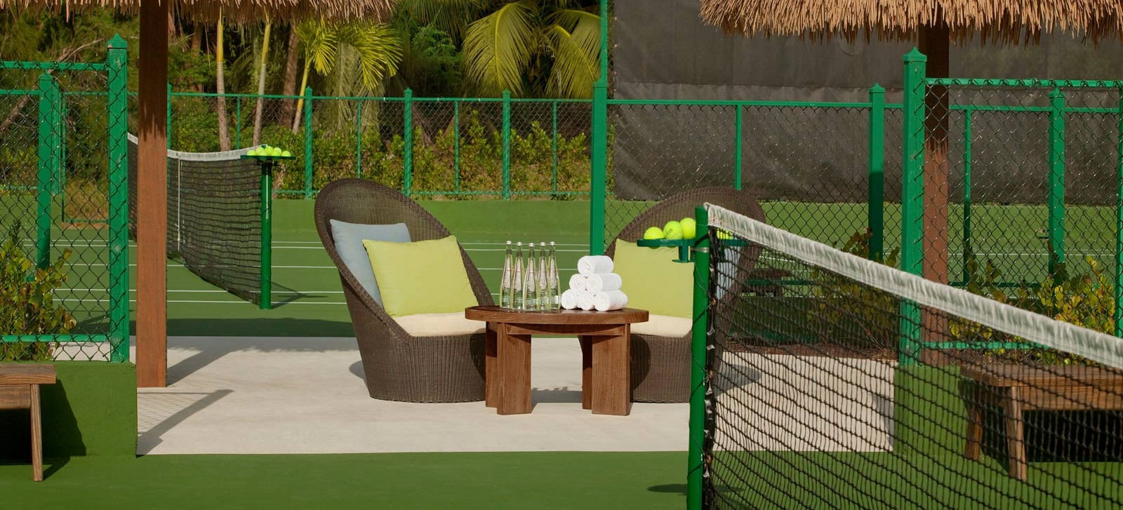 The St. Regis Bahia Beach Resort, Puerto Rico - Tennis Court