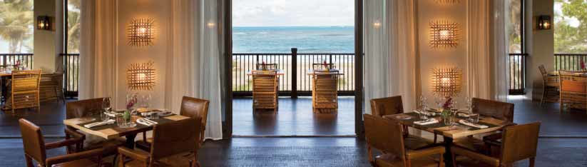 The St. Regis Bahia Beach - Fern Restaurant